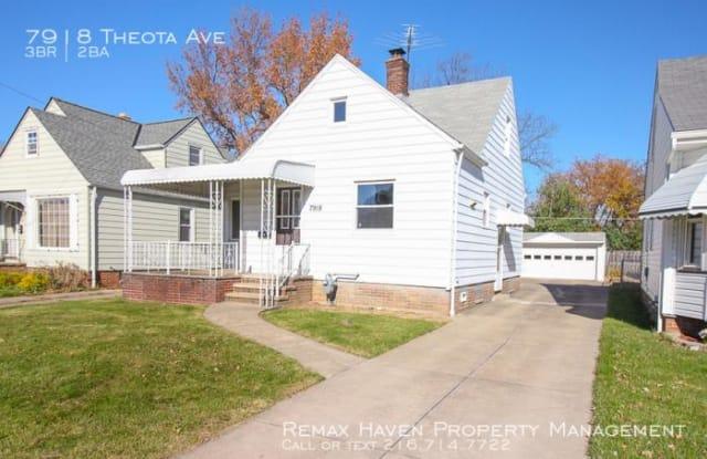 7918 Theota Ave - 7918 Theota Avenue, Parma, OH 44129