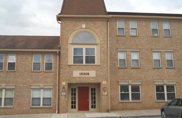 15308 SPENCERVILLE CT #201 - 15308 Spencerville Court, Burtonsville, MD 20866