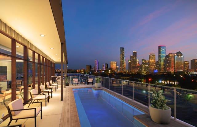 Art House Sawyer Yards - 2121 Edwards Street, Houston, TX 77007