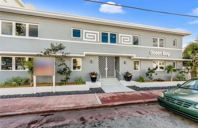 8260 Byron Ave - 8260 Byron Avenue, Miami Beach, FL 33141