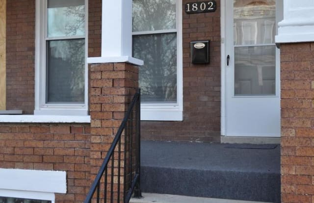 1802 MORELAND AVE - 1802 Moreland Avenue, Baltimore, MD 21216