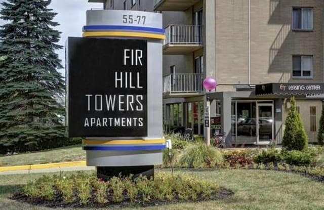 Fir Hill Towers - 55 Fir Hill, Akron, OH 44304