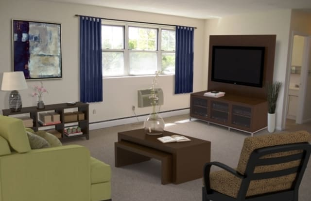 Executive Apartments - 551 Worcester Rd, Framingham, MA 01701