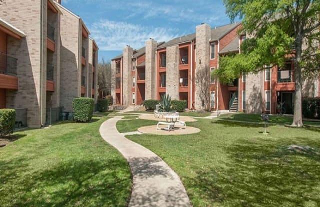 Ashley Oaks Apartments - 16400 Henderson Pass, San Antonio, TX 78232