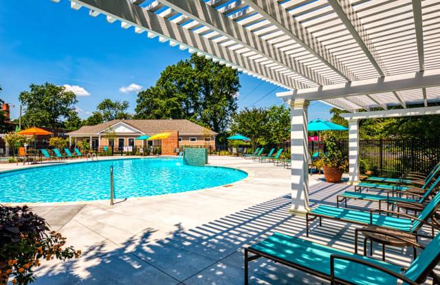 North Shore Gardens Apartments - 7701 Enfield Ave, Norfolk, VA 23505
