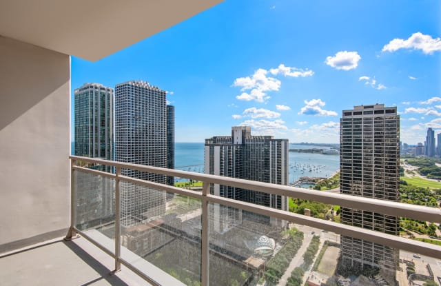 The Tides at Lakeshore East - 360 E South Water St, Chicago, IL 60601