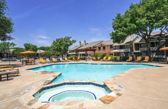 Wood Meadow Apartments - 6897 Meadow Crest Dr, North Richland Hills, TX 76180