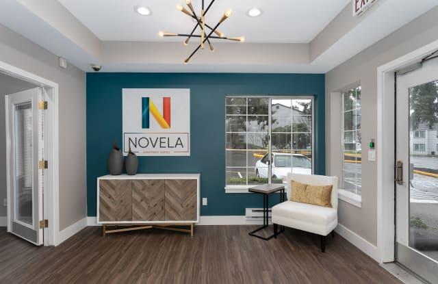 Novela - 16604 48th Ave, Lynnwood, WA 98037