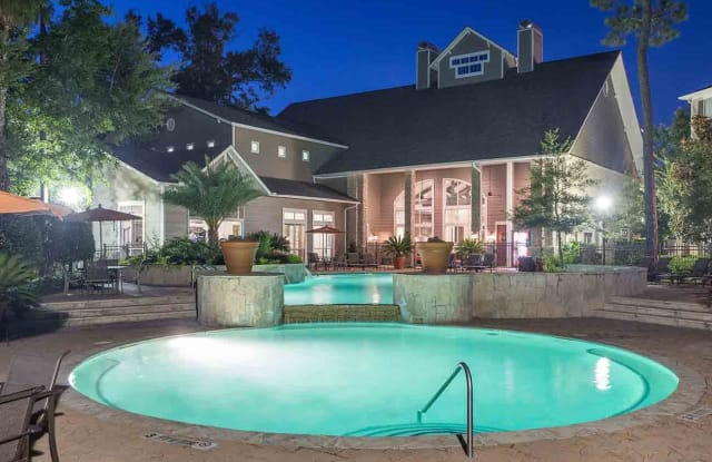 Whispering Pines - 8101 Research Forest Dr, The Woodlands, TX 77382