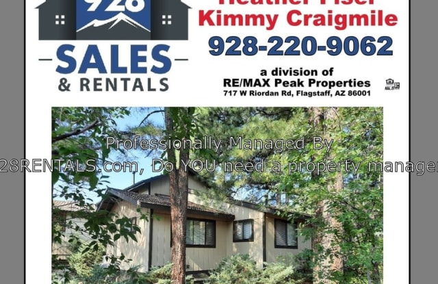 823 W Birch AVE - 823 West Birch Avenue, Flagstaff, AZ 86001