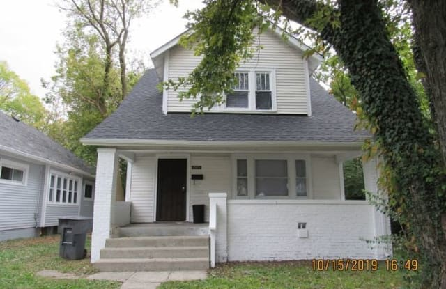 1053 W 32nd St - 1053 West 32nd Street, Indianapolis, IN 46208