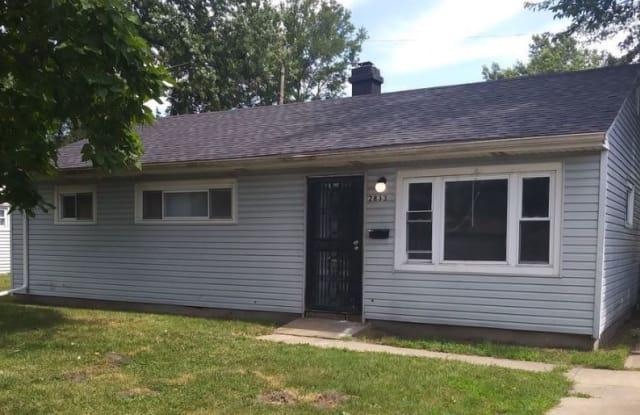 2833 Marshalltown Drive - 2833 Marshalltown Drive, Gary, IN 46407