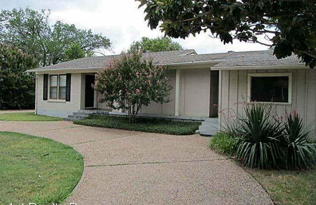 3529 Suffolk Dr. - 3529 Suffolk Drive, Fort Worth, TX 76109