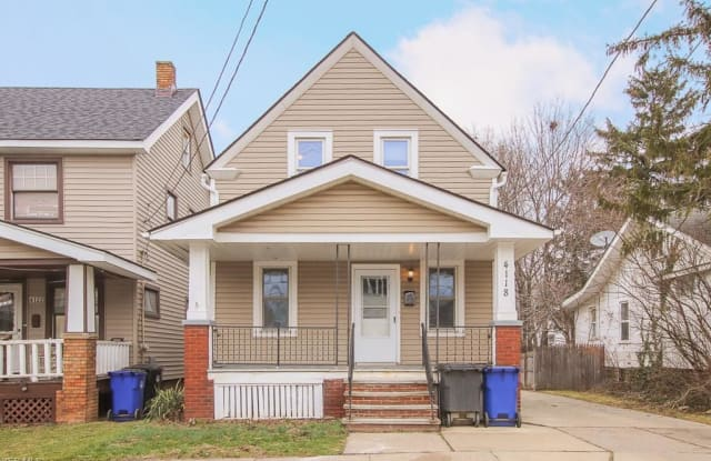 4118 Clybourne Ave - 4118 Clybourne Avenue, Cleveland, OH 44109