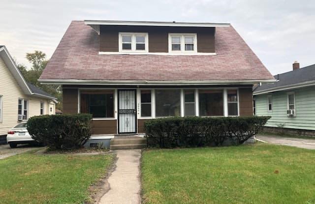 3849 Maryland Street - 3849 Maryland Street, Gary, IN 46409