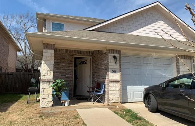 506 Bellevue Lane - 506 Bellevue Lane, Arlington, TX 76012
