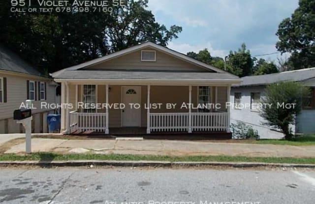 951 Violet Avenue SE - 951 Violet Ave SE, Atlanta, GA 30315
