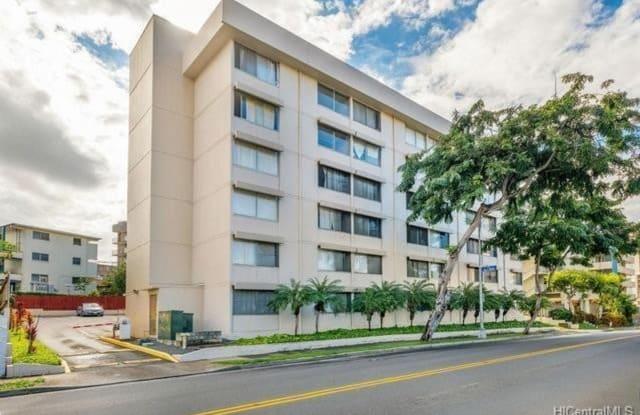 3003 ALA ILIMA ST. #301 - KAI NANI - 3003 Ala Ilima Street, Honolulu, HI 96818