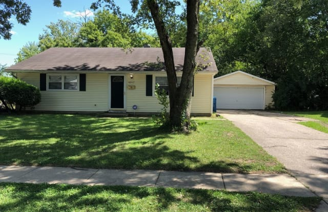 4047 Biscayne Road - 4047 Biscayne Road, Indianapolis, IN 46226