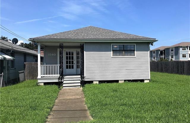 1540 ORPHEUM Avenue - 1540 Orpheum Avenue, Metairie, LA 70005