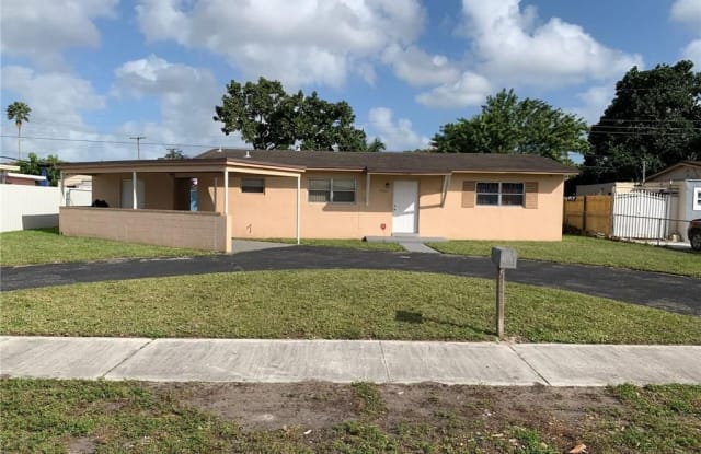17401 NW 37th Ct - 17401 Northwest 37th Court, Miami Gardens, FL 33055