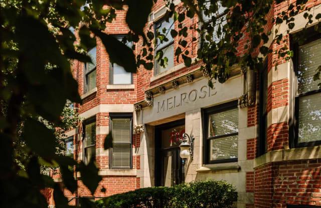 Melrose Apartments - 4065 W Pine Blvd, St. Louis, MO 63108