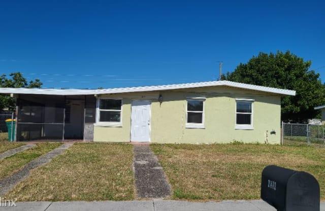 21472 Mallory Ave - 21472 Mallory Avenue, Port Charlotte, FL 33952