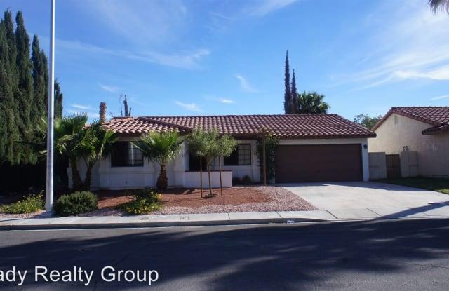 1709 Barrel Cactus - 1709 Barrel Cactus Court, Las Vegas, NV 89108