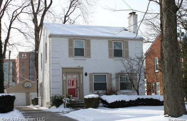 1661 Bournemouth Road - 1661 Bournemouth Road, Grosse Pointe Woods, MI 48236