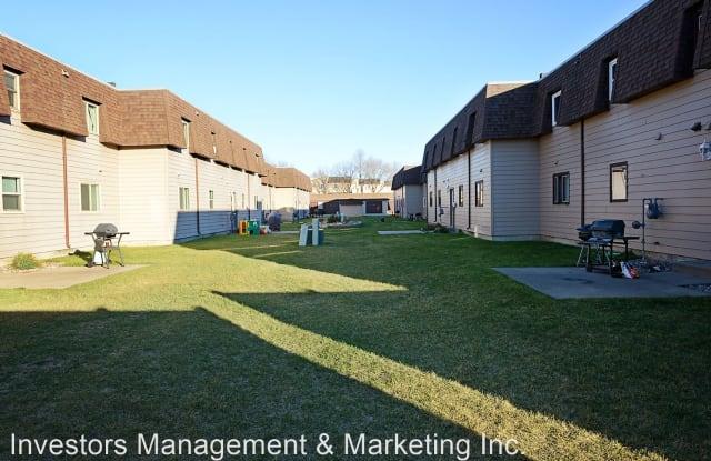 Twin Villas - 1829 2nd Street Southeast, Minot, ND 58701