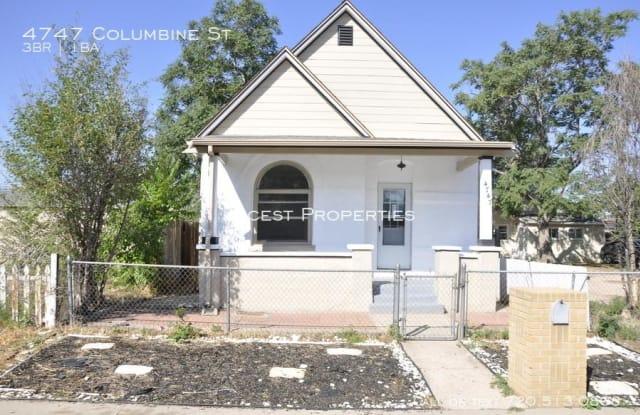 4747 Columbine St - 4747 North Columbine Street, Denver, CO 80216