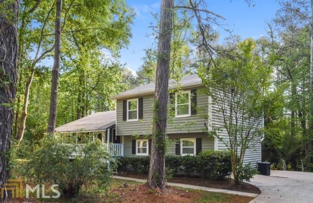 3985 Woodland Cir - 3985 Woodland Circle Southeast, Rockdale County, GA 30013