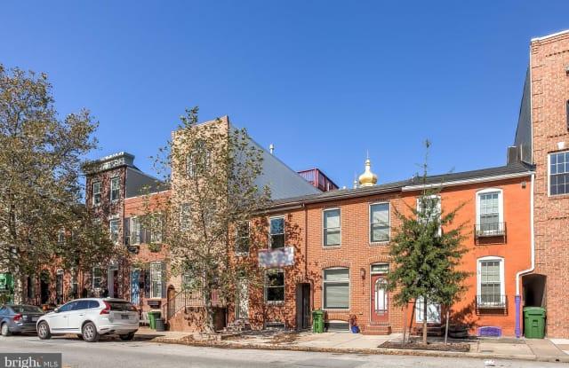 2412 FLEET STREET - 2412 Fleet Street, Baltimore, MD 21224