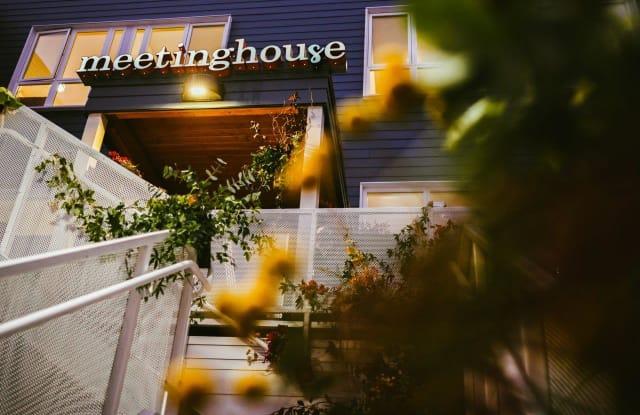 Meetinghouse - 1630 Southeast Rural Street, Portland, OR 97202