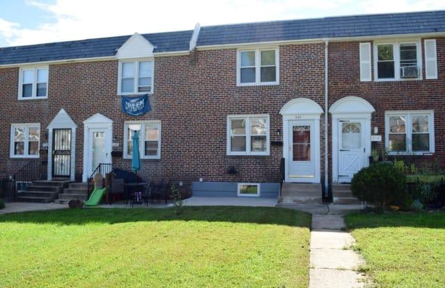 242 SPRUCE STREET - 242 Spruce Street, Delaware County, PA 19036