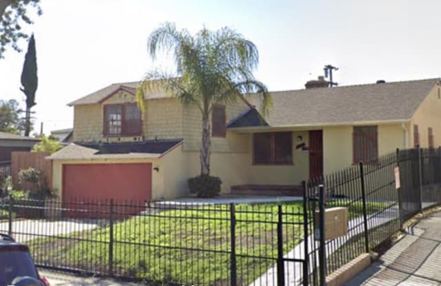 11237 New Hampshire Ave - 11237 South New Hampshire Avenue, Westmont, CA 90044