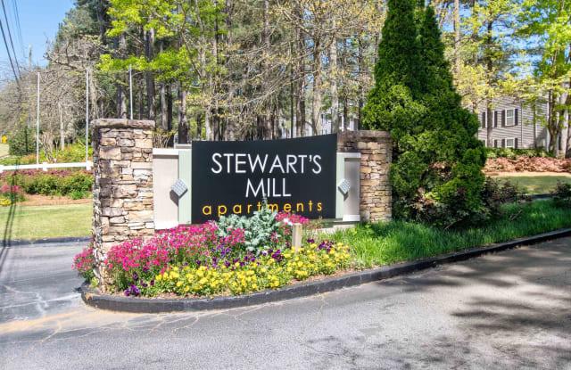 Stewarts Mill - 3421 W Stewarts Mill Rd, Douglasville, GA 30135
