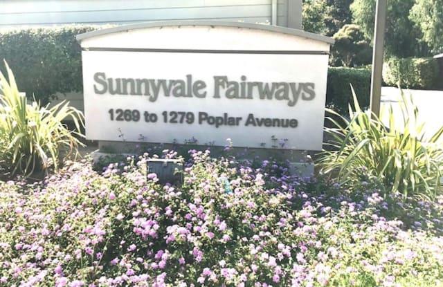 1279 Poplar Ave #117 - 1279 Poplar Avenue, Sunnyvale, CA 94086