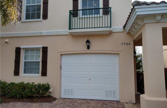 7744 BERGAMO AVENUE - 7744 Bergamo Avenue, Sarasota County, FL 34238
