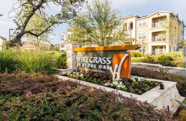 Wiregrass at Stone Oak - 20303 Stone Oak Pkwy, San Antonio, TX 78258
