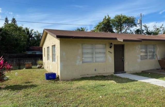 4167 42nd Avenue South - 4167 42nd Avenue South, Palm Beach County, FL 33461