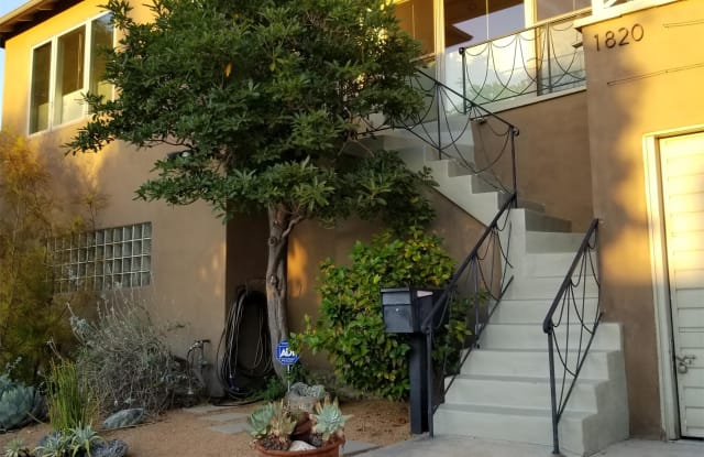 1820 South Dunsmuir Avenue - 1820 South Dunsmuir Avenue, Los Angeles, CA 90019