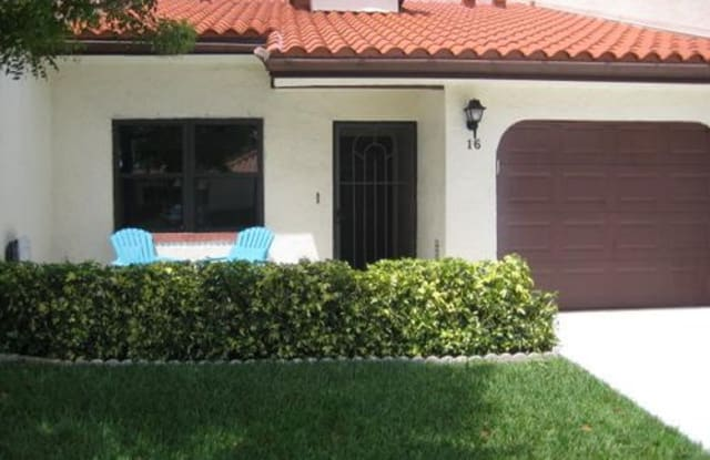 16 Bethesda Park Circle - 16 Bethesda Park Circle, Boynton Beach, FL 33435