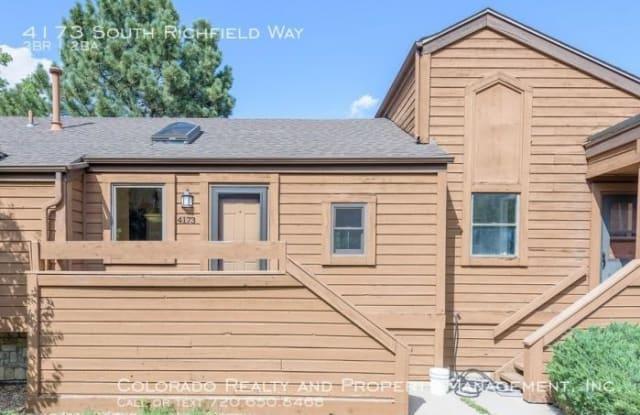4173 South Richfield Way - 4173 South Richfield Way, Aurora, CO 80013