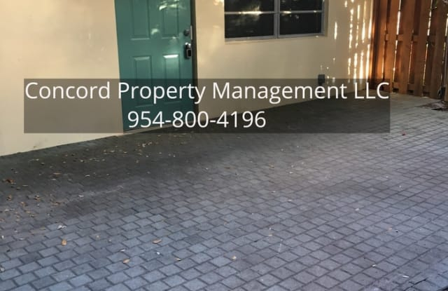 712 Southwest 4th Street - 712 Tequesta Street, Fort Lauderdale, FL 33312