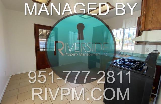 342 W 3rd Street - 342 West 3rd Street, Perris, CA 92570