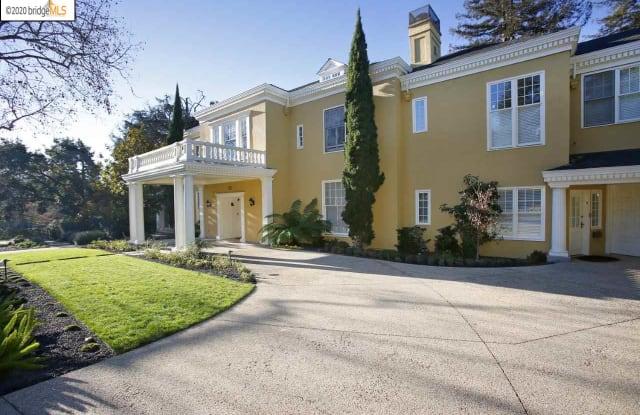 25 Crocker Ave - 25 Crocker Avenue, Piedmont, CA 94611