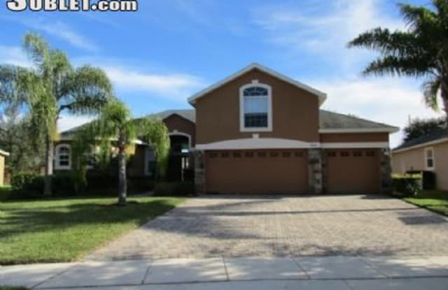 5054  Whitewater Way - 5054 Whitewater Way, Osceola County, FL 34771