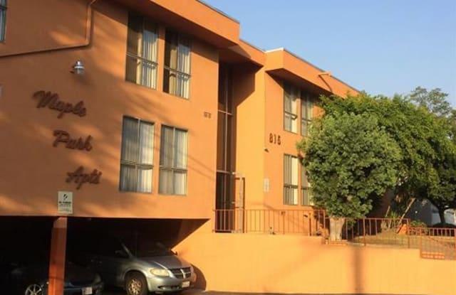 815 E Maple St - 815 East Maple Street, Glendale, CA 91205