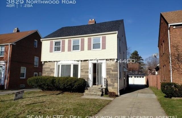3829 Northwood Road - 3829 Northwood Road, University Heights, OH 44118